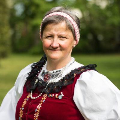 Roswitha Bartel - Tanzleitung